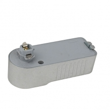 1-Phase Adapter Silver (RAL9006)